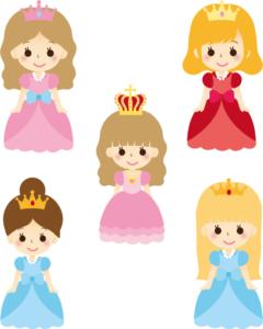 クッパ姫、キングテレサ姫…続々出てくる可愛すぎる姫たち